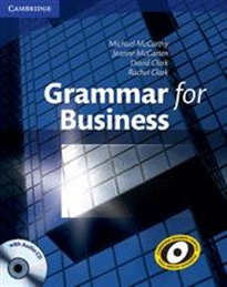 Books Frontpage Grammar for Business with Audio CD