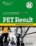 Portada del libro PET Result Workbook without Key Pack