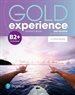 Portada del libro Gold Experience 2nd Edition B2+ Student's Book with Online Practice Pack