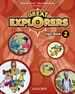 Portada del libro Great Explorers 2. Class Book Pack