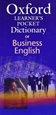Front pageOxford Learner's Pocket Dictionary of Business English