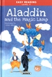 Portada del libro Aladdin and the Magic Lamp
