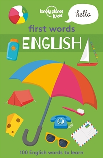 Books Frontpage First Words - English