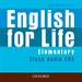 Portada del libro English for Life Elementary. Class Audio CD (3)