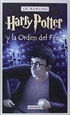 Portada del libro Harry Potter y la Orden del Fénix (Harry Potter 5)