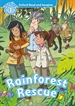 Portada del libro Oxford Read and Imagine 1. Rainforest Rescue MP3 Pack