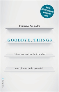 Books Frontpage Goodbye, things
