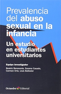 Books Frontpage Prevalencia del abuso sexual en la infancia