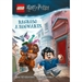 Portada del libro Harry Potter LEGO: Regreso a Hogwarts