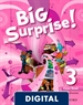 Portada del libro Big Surprise! 3. Class Book Blink e-Book