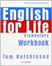 Portada del libro English for Life Elementary. Workbook without Key