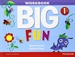 Portada del libro Big Fun 1 Workbook with Audio CD