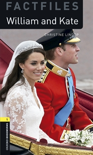 Books Frontpage Oxford Bookworms 1. William and Kate MP3 Pack