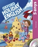 Front pageHoliday English Pre-Primary. Pack (catalán)