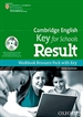 Front pageKET Result for Schools Workbook with Key Pack