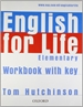 Portada del libro English for Life Elementary. Workbook with Key