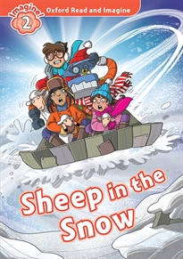 Books Frontpage Oxford Read and Imagine 2. Sheep in the Snow MP3 Pack