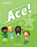 Portada del libro Ace! 3. Class Book and Songs CD Pack