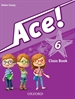 Portada del libro Ace! 6. Class Book and Songs CD Pack