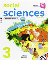 Books Frontpage Think Do Learn Social Sciences 3rd Primary. Activity book pack Amber