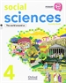 Portada del libro Think Do Learn Social Sciences 4th Primary. Activity book pack