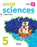 Portada del libro Think Do Learn Social Sciences 5th Primary. Activity book pack