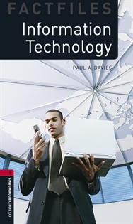 Portada del libro Oxford Bookworms 3. Information Technology MP3 Pack