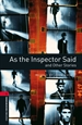 Portada del libro Oxford Bookworms 3. As the Inspector Said and Other Stories MP3 Pack