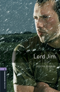 Portada del libro Oxford Bookworms 4. Lord Jim MP3 Pack