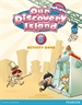 Portada del libro Our Discovery Island 6 Activity Book Pack