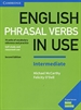 Front pageEnglish Phrasal Verbs in Use Intermediate Book with Answers 2nd Edition
