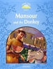 Portada del libro Classic Tales 1. Mansour and the Donkey. MP3 Pack.