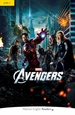 Portada del libro Level 2: Marvel's The Avengers Book & MP3 Pack