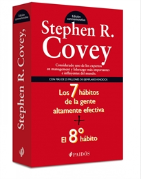 Books Frontpage Pack conmemorativo Stephen R. Covey