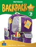 Front pageBackpack Gold 2 Workbook, CD and Content Reader Pack Spain
