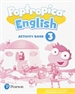 Portada del libro Poptropica English 3 Activity Book Pack