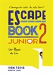 Portada del libro Escape book junior 2