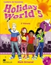 Portada del libro HOLIDAY WORLD 5 Ab Pk Cast