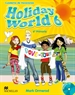 Portada del libro HOLIDAY WORLD 6 Ab Pk Cast