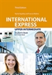 Front pageInternational Express Upper-Intermediate. Student's Book Pack 3rd Edition (Ed.2019)