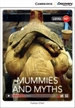Front pageMummies and Myths Book with Online Access