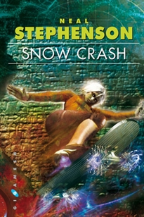 Books Frontpage Snow Crash