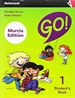 Portada del libro Go! 1 Std's & Activity Pack Murcia Ed.