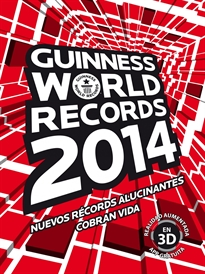 Books Frontpage Guinness World Records 2014
