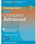 Front pageComplete Advanced Teacher's Book with Teacher's Resources CD-ROM 2nd Edition