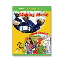 Portada del libro MCHR 4 Making music/Talent Contes New Ed