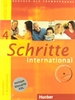 Portada del libro Schritte International 4 Kb+Ab+CD+Xxl