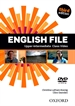 Front pageEnglish File 3rd Edition Upper-intermediate.DVD