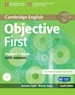Portada del libro Objective First Student's Pack (Student's Book without Answers with CD-ROM, Workbook without Answers with Audio CD) 4th Edition