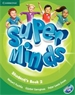 Portada del libro Super Minds Level 2 Student's Book with DVD-ROM